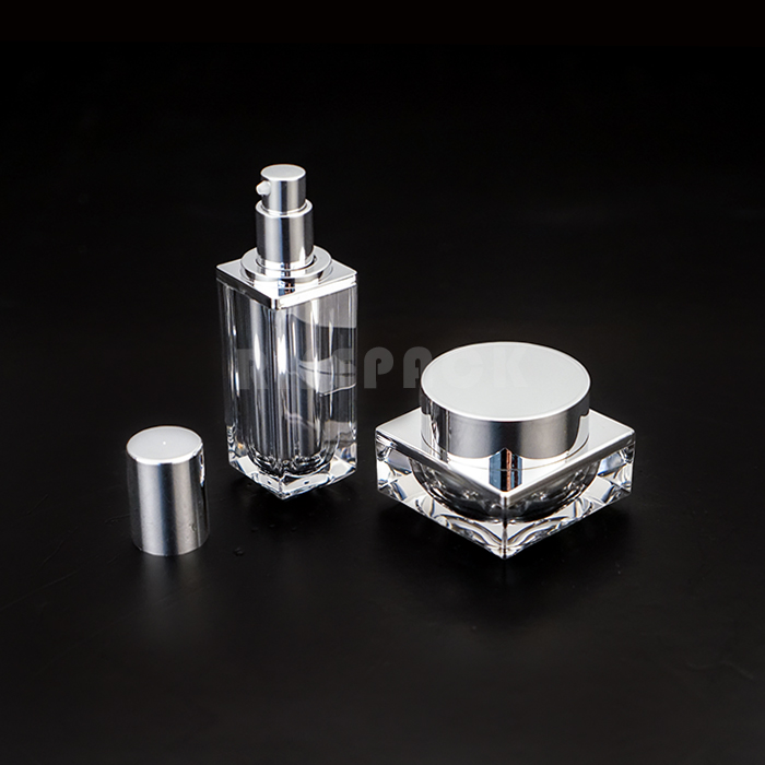 Luxury Square Acrylic Set