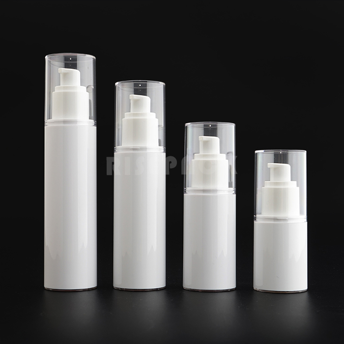 AS Round Airless Lotion Bottle